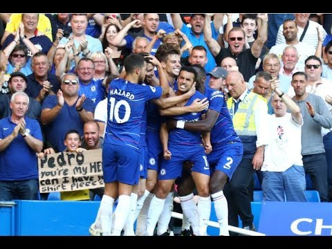 Chelsea 2-0 Bournemouth || Review || Hazard MOTM Again!