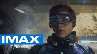 Video Ready Player One IMAX® Trailer #2 MP3, 3GP, MP4, WEBM, AVI, FLV Maret 2018