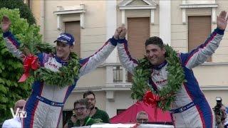 33° Rally della Marca - Arrivo e interviste