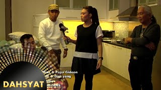 Video Denny, Ayu & Papa Gideon Jemput Paksa Raffi & Gigi [Dahsyat] [17 Feb 2016] MP3, 3GP, MP4, WEBM, AVI, FLV Februari 2019