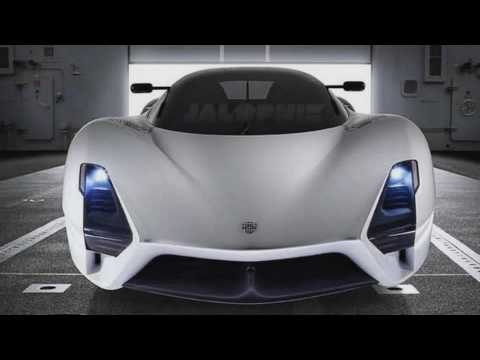 0 Top Gear Reveals SSC Ultimate Aero II