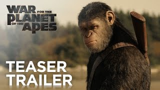 Nonton War for the Planet of the Apes | Teaser Trailer [HD] | 20th Century FOX Film Subtitle Indonesia Streaming Movie Download