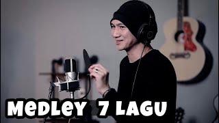 Video MEDLEY 7 LAGU NOAH & D'MASIV (One Take) MP3, 3GP, MP4, WEBM, AVI, FLV April 2019