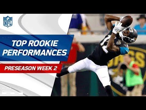 Top Rookie Performances of Week 2 | NFL Preseason Highlights - Thời lượng: 7:16.