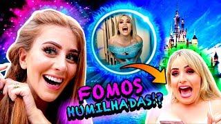 Video Desafio REBOCO de PRINCESA NO CASTELO! 🏰Viramos Princesas em PÚBLICO! 😱 MP3, 3GP, MP4, WEBM, AVI, FLV Mei 2019