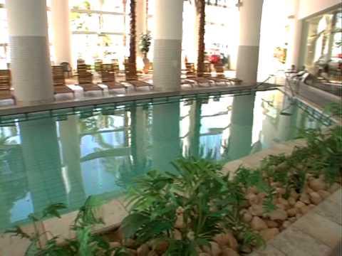 Crowne Plaza Dead Sea (видео)