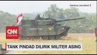 Video Produksi Tank Canggih, Tank Buatan PT Pindad Dilirik Militer Asing dan TNI MP3, 3GP, MP4, WEBM, AVI, FLV Oktober 2018
