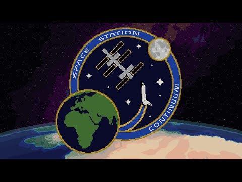 Space Station Continuum - Announcement Trailer