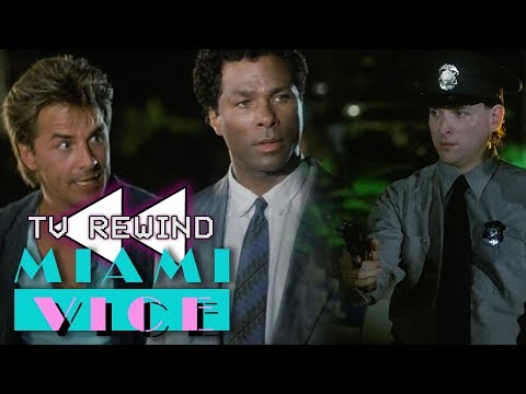 Tubbs And Crockett Get Busted On A Stake-Out | Miami Vice