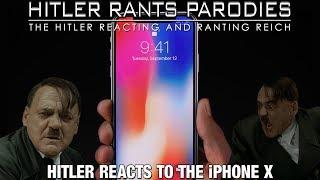 Video Hitler reacts to the iPhone X MP3, 3GP, MP4, WEBM, AVI, FLV November 2017