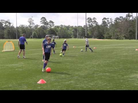 Soccer Fundamental #1 - Dribbling
