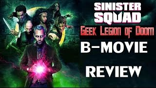 Nonton Sinister Squad   2016 Johnny Rey Diaz    B Movie Review Film Subtitle Indonesia Streaming Movie Download