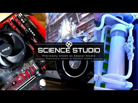 LIVE Q&A   Ask Me Anything! - Science Studio After Hours #17