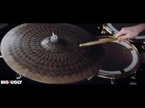 "Sabian BIG&UGLY | HHX 22"" Phoenix Ride Cymbal"