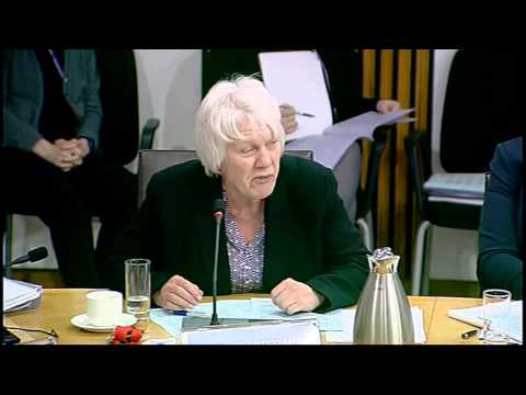 Justice Committee - Scottish Parliament: 17th March 2015