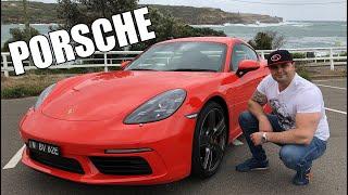 2018 Porsche 718 Cayman S Review & Road Test