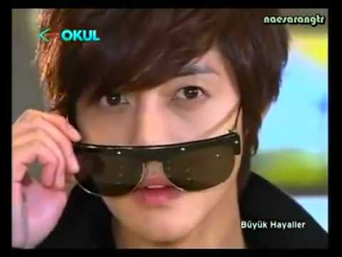 Kim Hyun Joong - Büyük Hayaller Dizisi (Dream High on Turkish Channel - Kim Hyun Joong Cut)