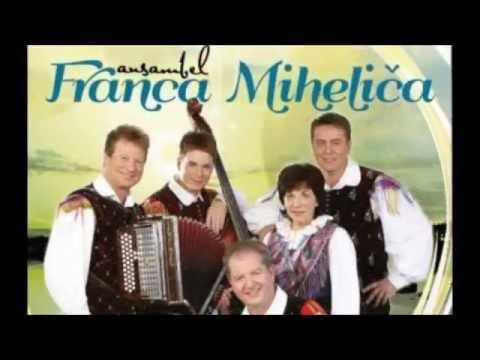 Ansambel Franca Miheliča - Glasba je moj čarobni svet