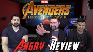 Video Avengers: Infinity War - Angry Spoilers Review Discussion! MP3, 3GP, MP4, WEBM, AVI, FLV Desember 2018