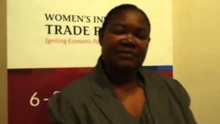 Prisca Chikwashi, CEO Of Zambia Chamber Of Commerce