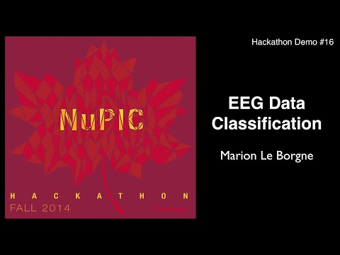 EEG Data Classification