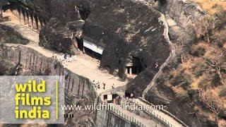 Aurangabad India  City pictures : The Ajanta Caves - Aurangabad, India