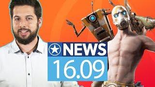 Borderlands 3 verdoppelt Spielerzahl trotz Epic Store - News