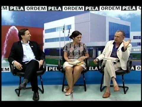 Programa Pela Ordem - Literatura em Mato Grosso