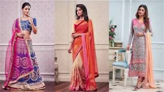Introducing Divastri - an exclusive range of women's ethnic wear. Unveil the diva in you with an exquisite collection offering spellbinding designs and outstanding quality. Shine Like A Star #DivastriWitness the glamour come alive with our exclusive collection shining on your favourite stars.Featuring Hina Khan, Mouni Roy and Anita Hassanandani.Explore the complete #Divastri range here : https://www.flipkart.com/divastri-store