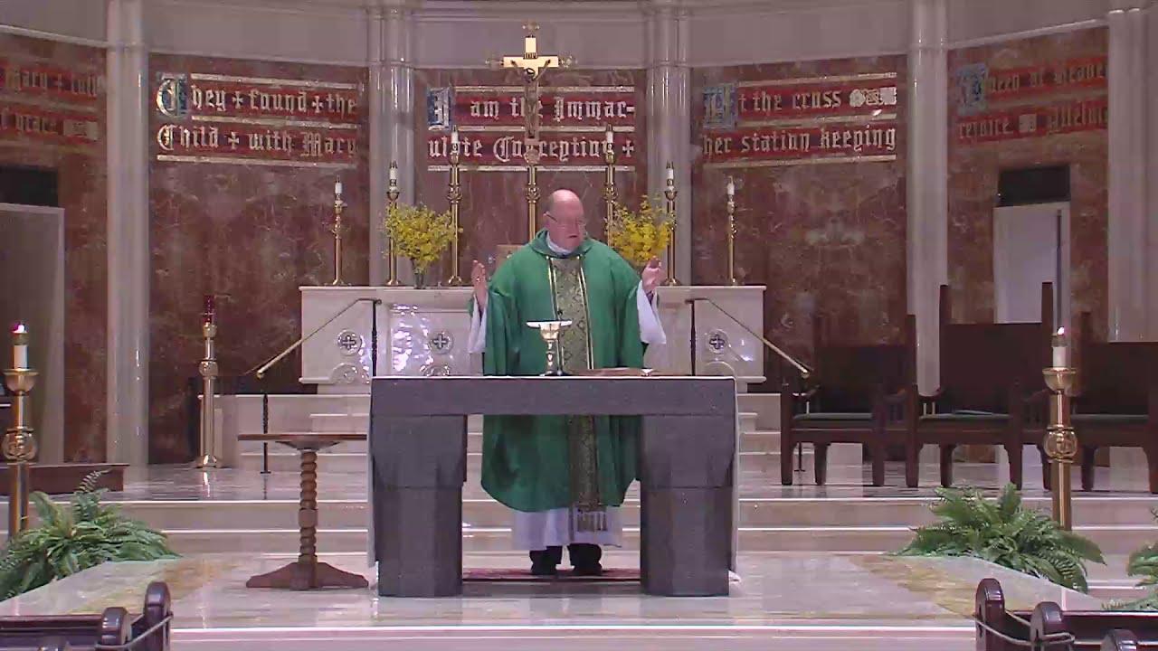 Catholic Sunday Mass 18th October 2020 Today Live Online - Livestream