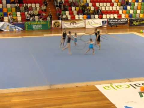 Ver vídeoSíndrome de Down: Gimnasia deportiva