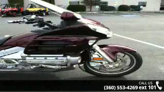 3. 2006 Honda Gold Wing Audio / Comfort Navi  - Lifestyles H...