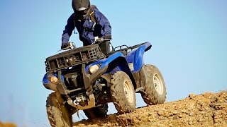 2. TEST RIDE: 2014 Yamaha Grizzly 700