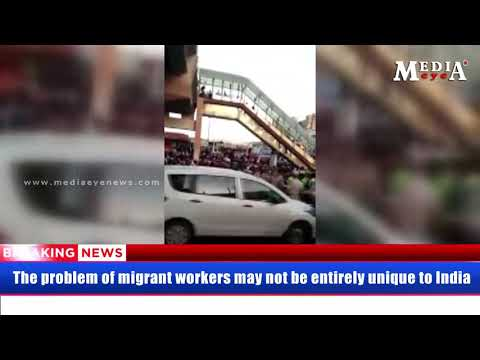Mumbai: Migrant labourers and young nurses are stuck away from the native place