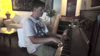 YOUNG CANADIAN PIANIST AT VILLA TUSCANY