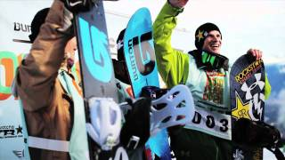 TTR - What is Slopestyle Snowboarding?