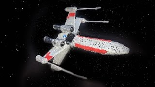 3d Pen: Star Wars X-wing & TIE Fighter! Scribbler