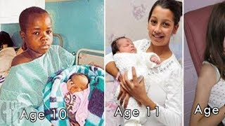 10 YOUNGEST Parents Ever full download video download mp3 download music download