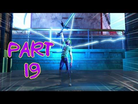 Sunset Overdrive Gameplay Walkthrough Playthrough Part 19 - Awesomesmithing (Xbox One)