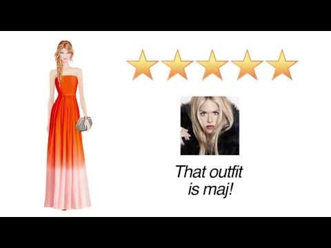 Video of Covet Fashion - The Game