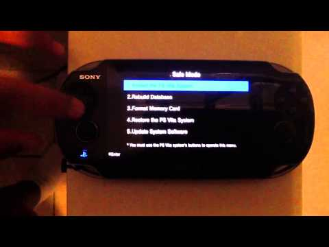 how to create a ps vita account