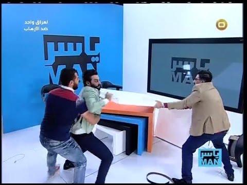 Download مقلب ويا الفنان العراقي جلال الزين - برنامج ياسرمان - الحلقة ٩ HD Mp4 3GP Video and MP3