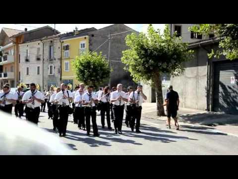 COW BOY - Palena 19.8.2013 - Banda di Conversano - Matinée