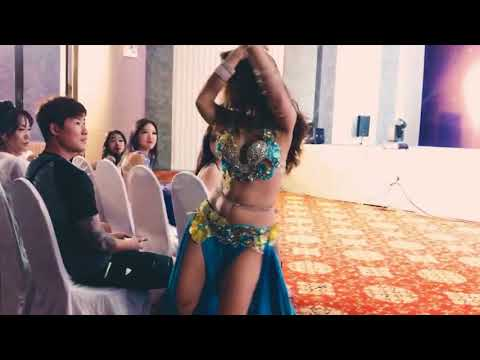 NEW! 2018! Phi Yen - improvisation performance at Gala Show in 2nd Oriental Dance Festival in VN
