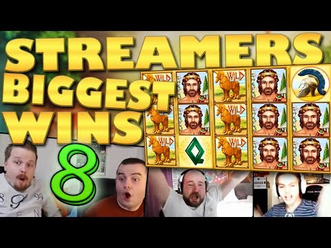 Streamers Biggest Wins – #8 / 2018