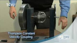 Video Thompson Constant Velocity Joint - TCVJ ® MP3, 3GP, MP4, WEBM, AVI, FLV Agustus 2018