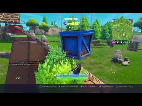 Making Fun of the Dumbest Player in Fortnite 20180312035448