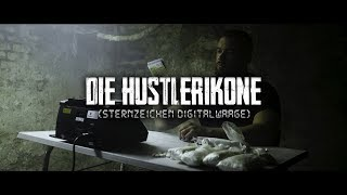 Die Hustlerikone (Sternzeichen Digitalwaage)