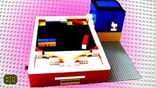 Lego Pinball Machine - V1