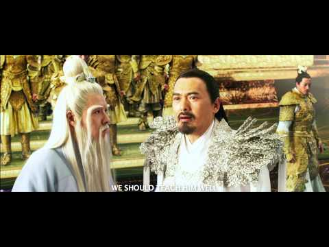 The Monkey King The Monkey King (US Trailer)